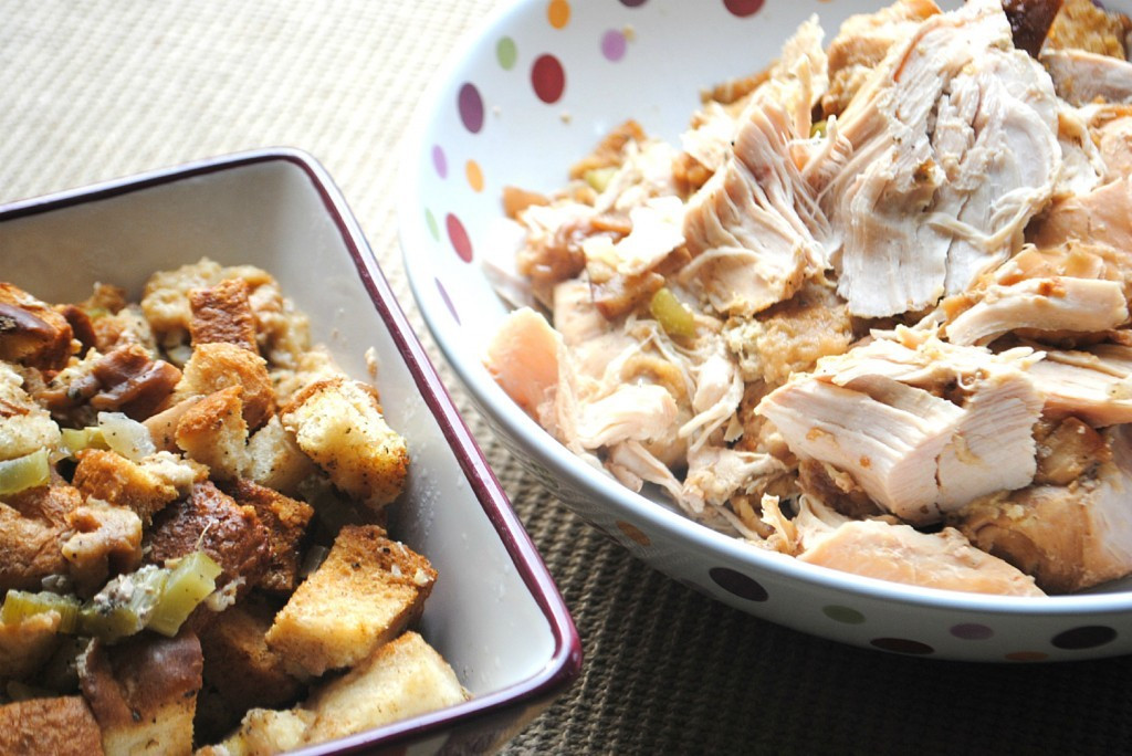 Crock Pot Christmas Dinner  How To Make An Entire Thanksgiving Dinner In A Crock Pot