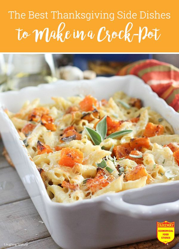 Crock Pot Thanksgiving Side Dishes  17 Best images about Thanksgiving on Pinterest