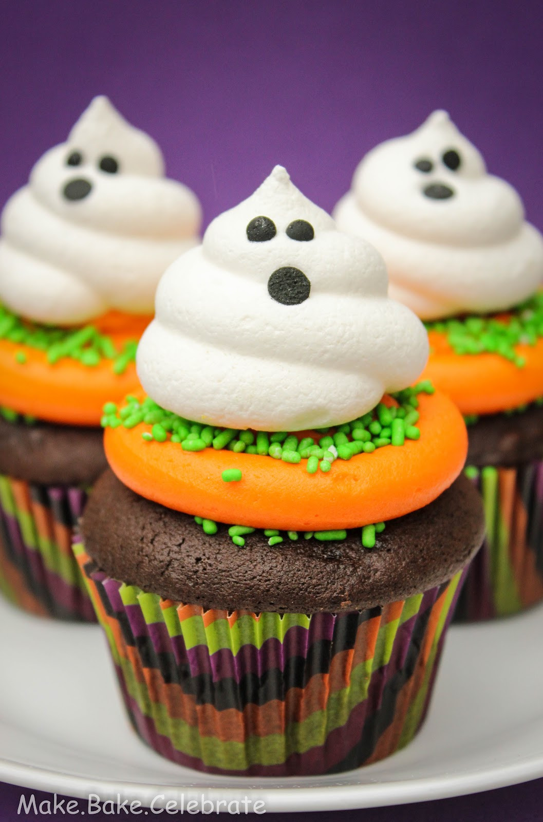 Cupcakes For Halloween  MBC Boo tiful cupcakes d some BIG news