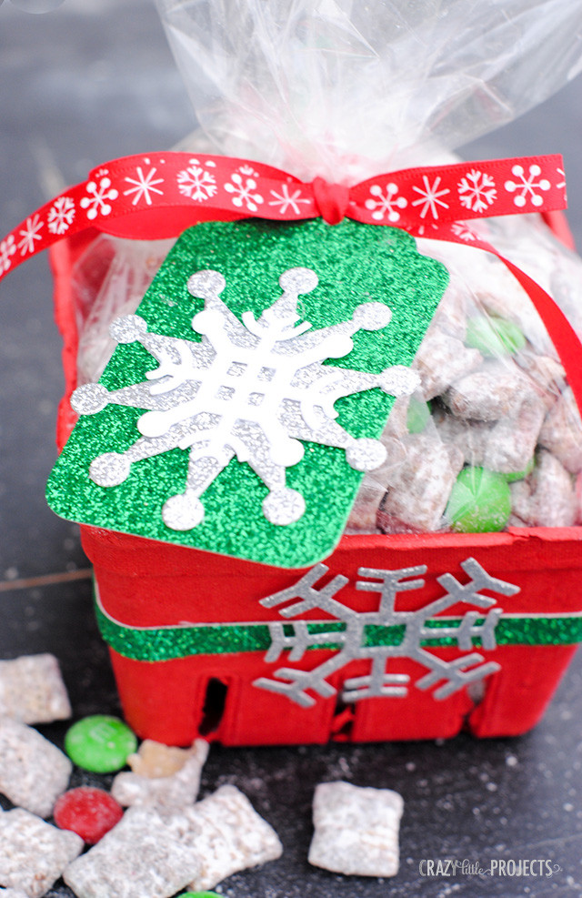 Cute Christmas Candy  Chocolate & Candy Cane Muddy Bud s & Cute Gift Packaging