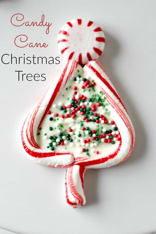 Cute Christmas Candy  Candy Cane Christmas Trees Princess Pinky Girl