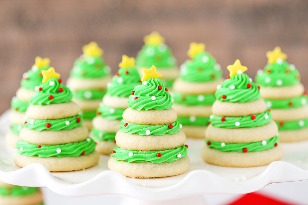 Cute Easy Christmas Cookies  30 Cute Christmas Treats Easy Recipes for Holiday