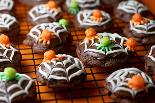 Cute Halloween Cookies  10 Tempting Halloween Treats Classy Clutter