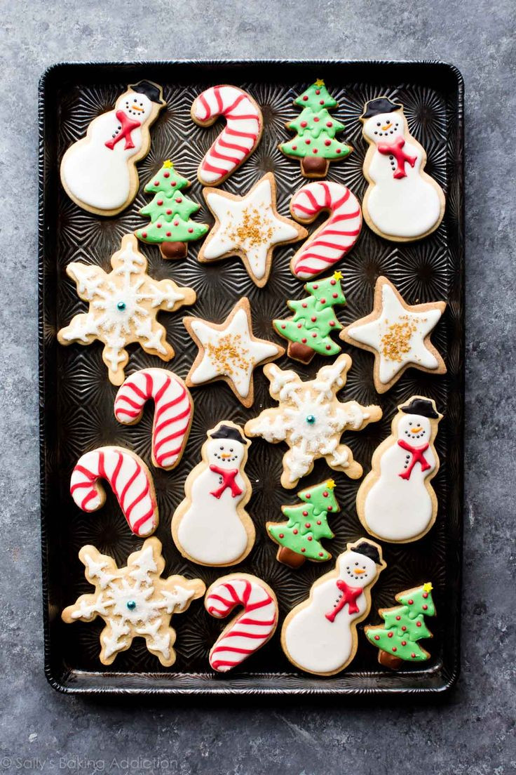 Decorated Christmas Cookies Pinterest  Best 25 Decorated christmas cookies ideas on Pinterest