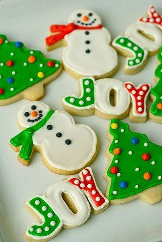 Decorated Christmas Cookies Pinterest  Decorated Christmas Cookies