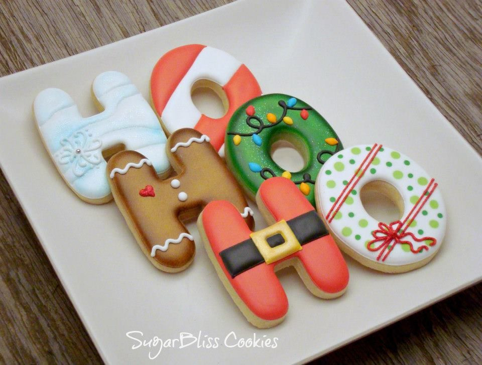 Decorated Christmas Cookies Pinterest  Decorated Cookies Amazing cookies on this pinterest page
