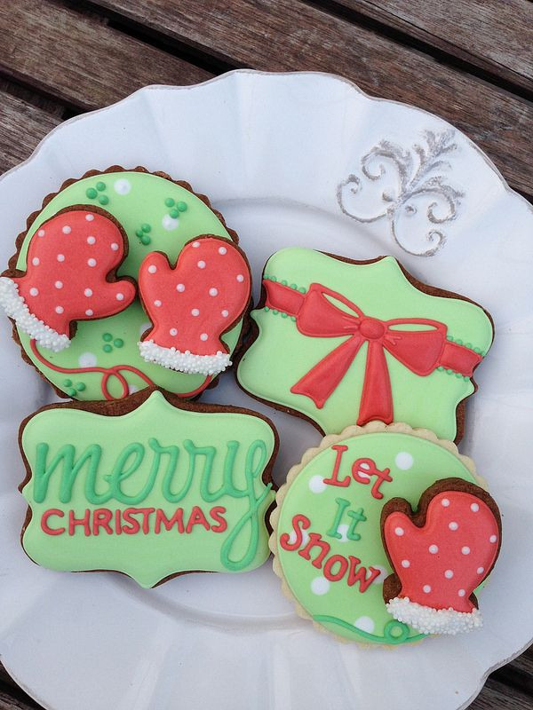 Decorated Christmas Cookies Pinterest  1000 ideas about Decorated Christmas Cookies on Pinterest