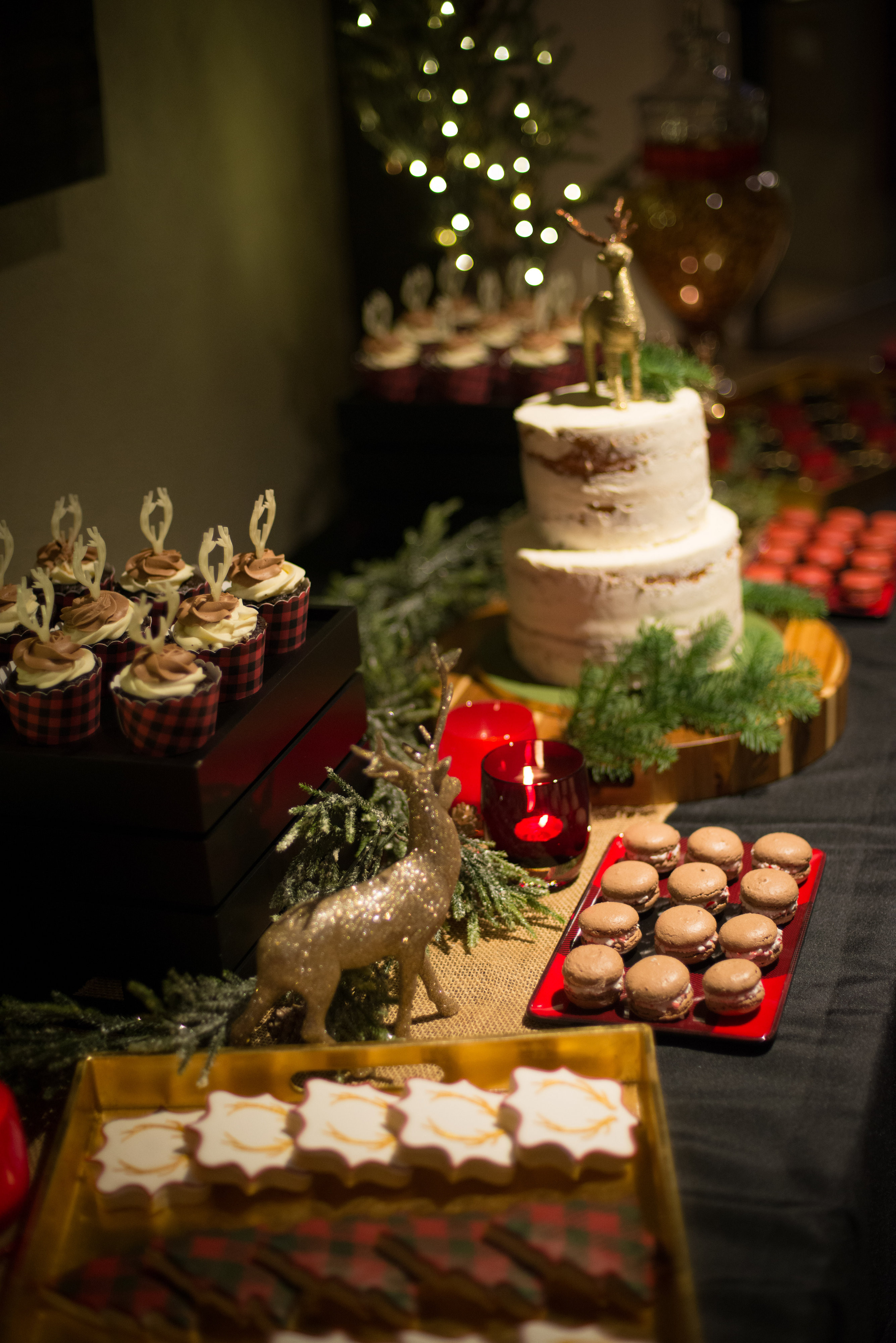 Desserts For Christmas Party  Tips for Hosting A Favorite Things Holiday Party