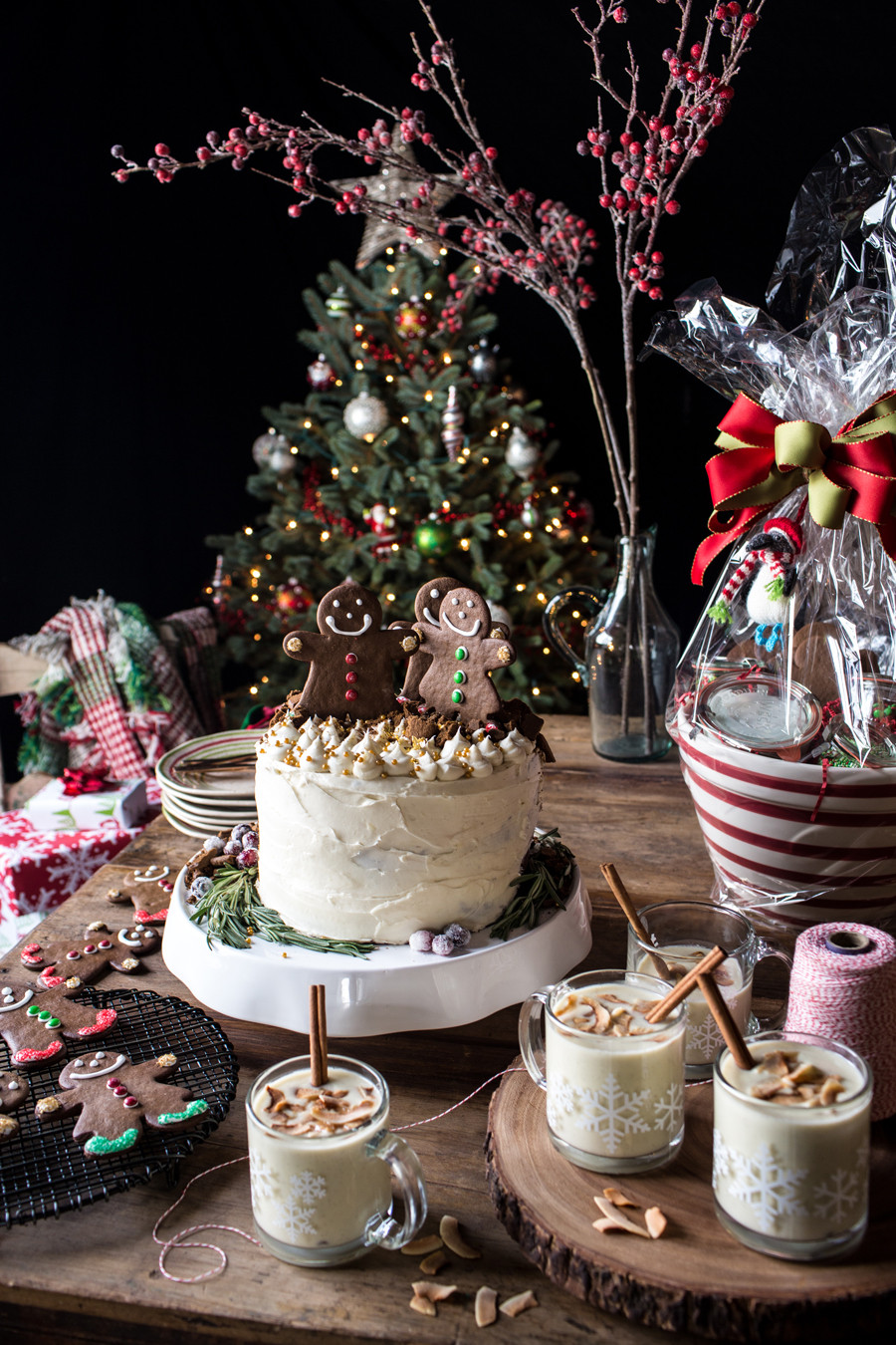 Desserts For Christmas Party  Christmas Party Dessert Recipes
