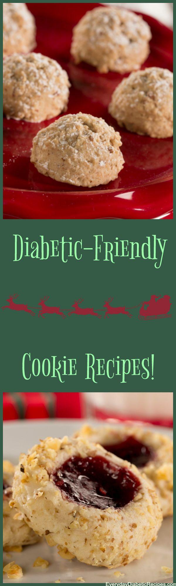 Diabetic Christmas Cookies Recipes  Best 25 Diabetic cookie recipes ideas on Pinterest