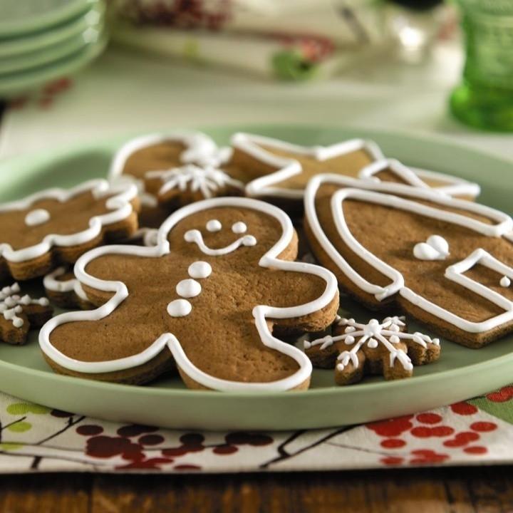 Diabetic Christmas Cookies Recipes  Splenda Sugar Free Gingerbread Cookies for Christmas