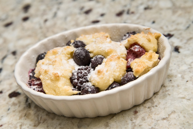 Diabetic Christmas Desserts  Diabetic Dessert Recipe Berry Cobbler Recipes for Diabetics