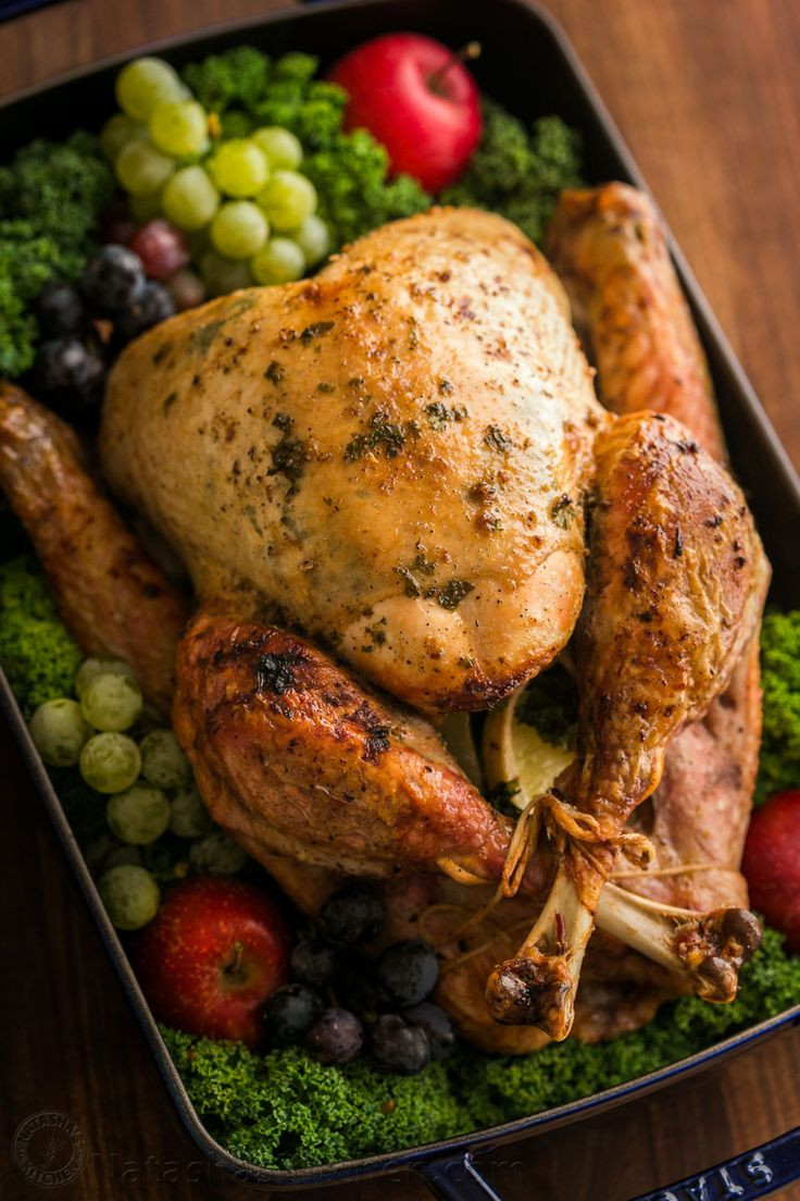Duck Recipes For Thanksgiving  691 best Roasted Turkey Goose Duck or Cornish Hen images