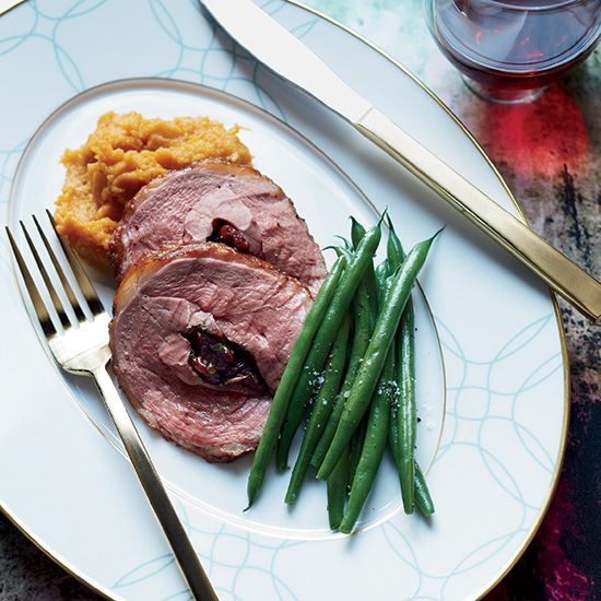 Duck Recipes For Thanksgiving  Sour Cherry Stuffed Duck Breasts with Thyme