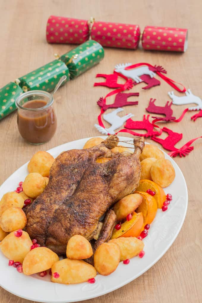 Duck Recipes For Thanksgiving  Christmas Roast Duck And How to Roast A Turkey