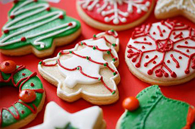 Easy Christmas Baking Ideas  Easy Christmas Cookies Decorating Ideas DIY