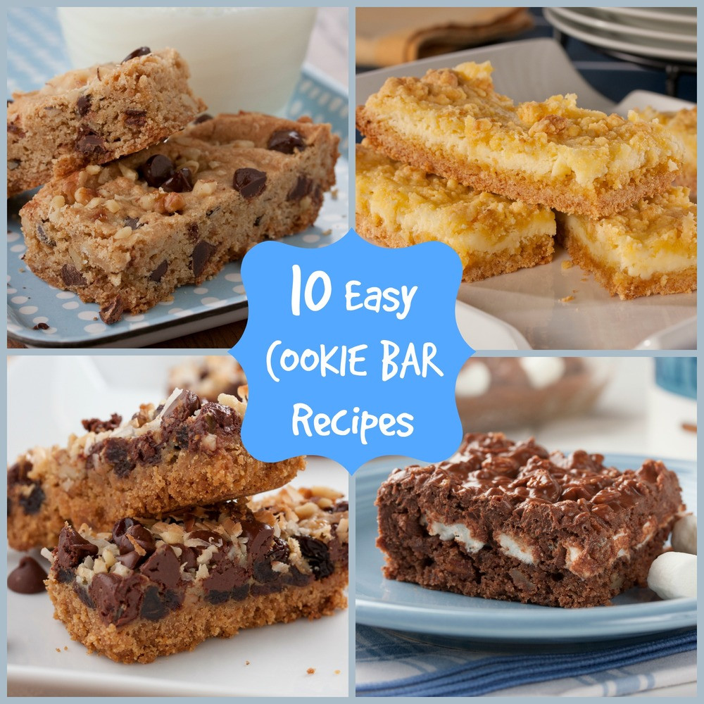 Easy Christmas Bar Cookies  10 Easy Cookie Bar Recipes