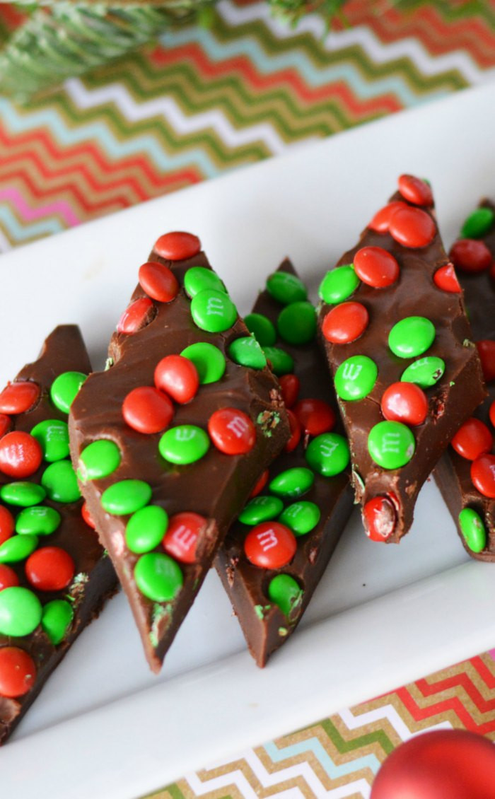 Easy Christmas Candy  Easy Christmas Candy Fudge