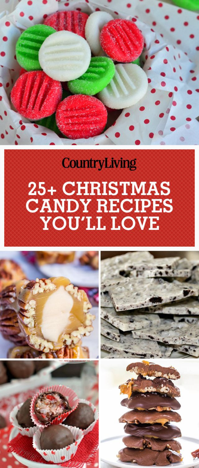 Easy Christmas Candy Recipes  565 best Candy images on Pinterest