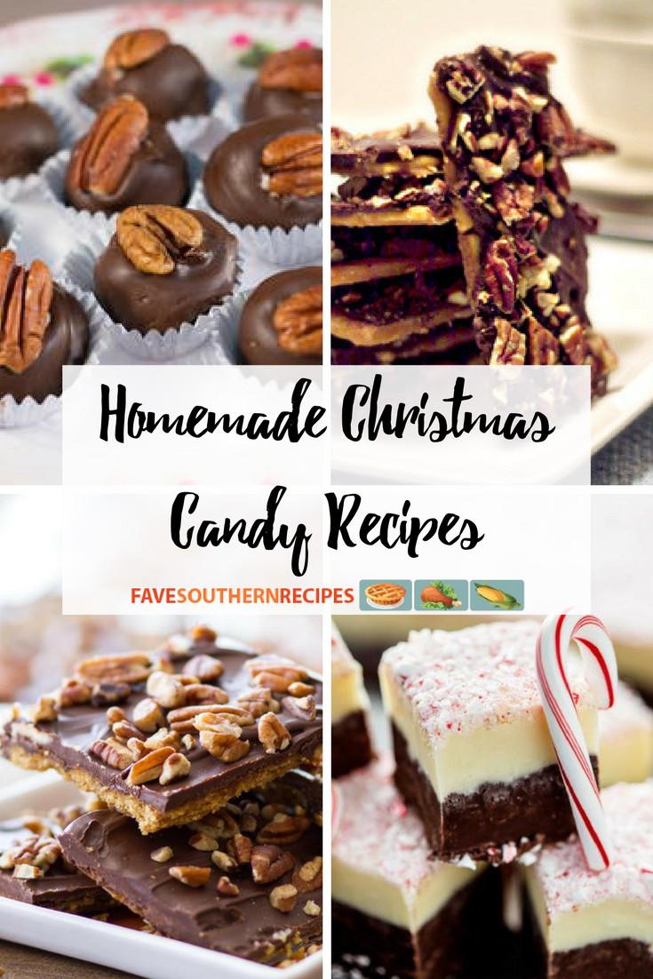 Easy Christmas Candy  25 Homemade Christmas Candy Recipes