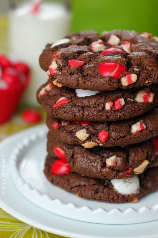 Easy Christmas Cookies And Candy  20 Christmas Cookie Candy & Bar Recipes Life Made Simple