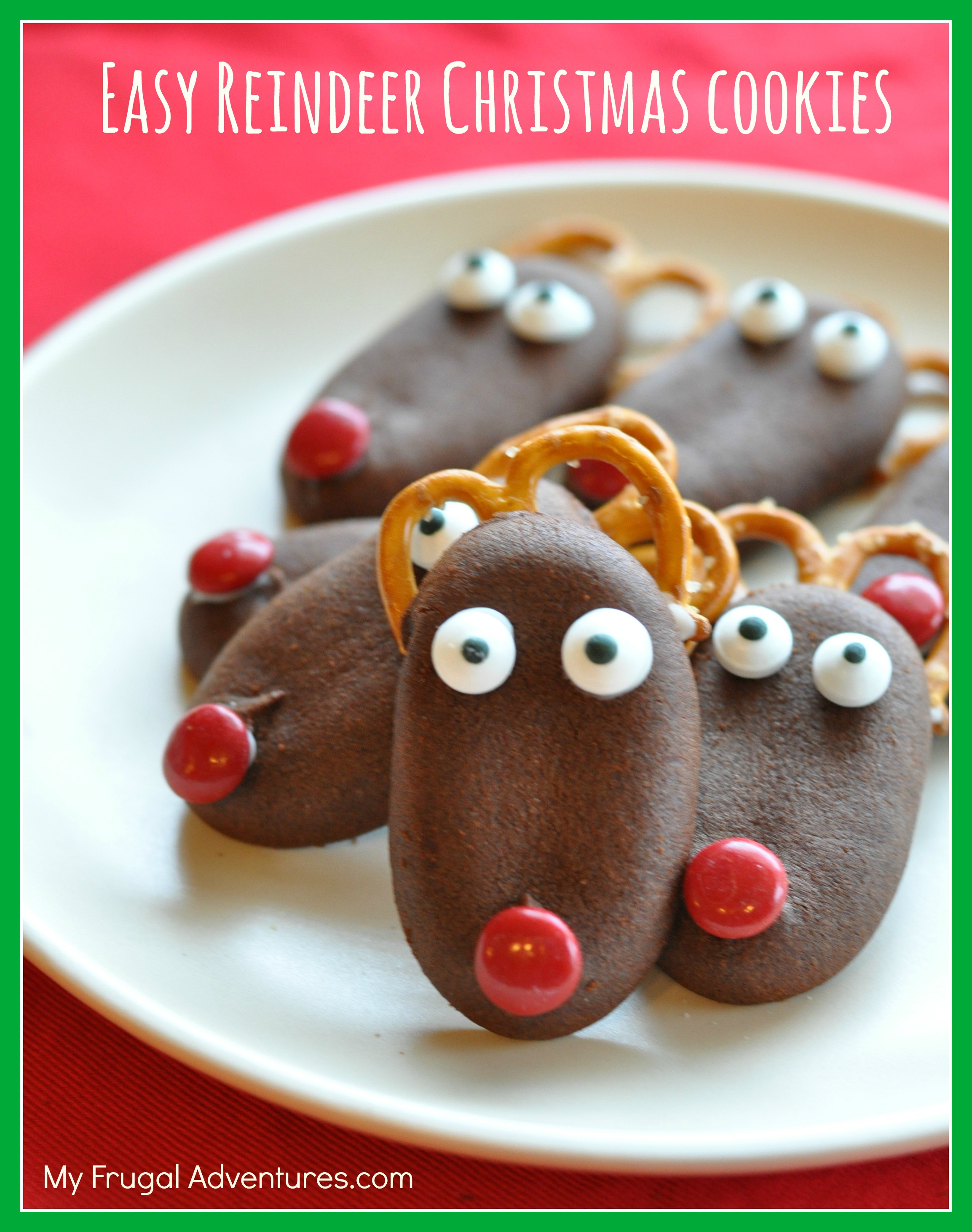Easy Christmas Cookies For Kids  Fun And Easy Christmas Cookies Recipe — Dishmaps