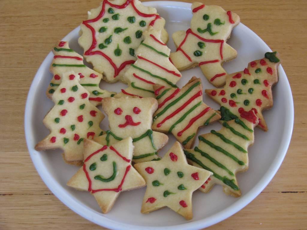 Easy Christmas Cookies For Kids  List of Christmas Activities