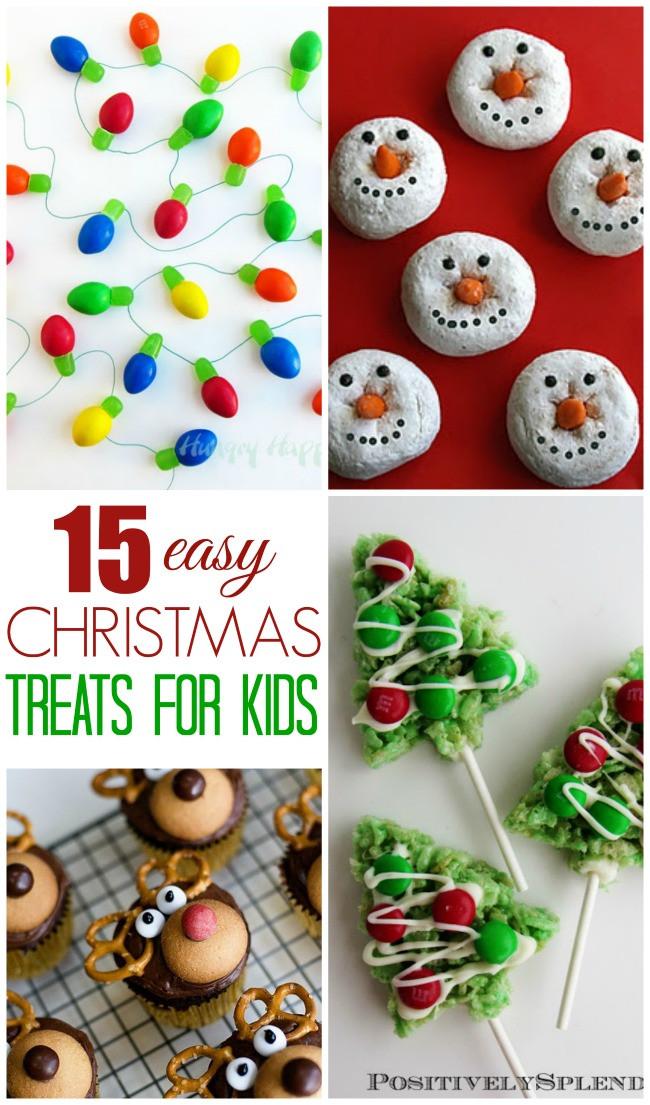 Easy Christmas Cookies To Make With Kids  Making Easy Christmas Treats With Kids Design Dazzle