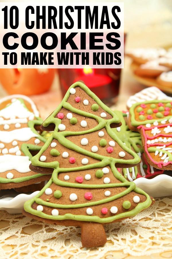 Easy Christmas Cookies To Make With Kids  10 delicious Christmas cookies to make with your kids