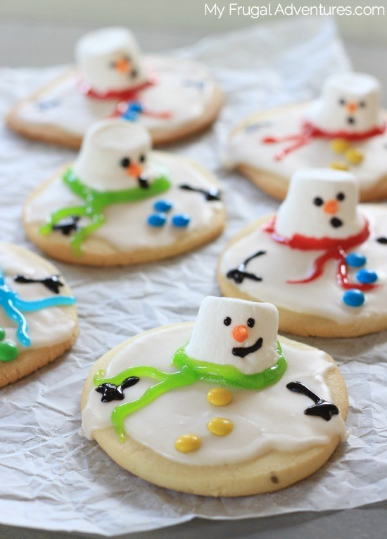 Easy Christmas Cookies To Make With Kids  21 Simple Fun and Yummy Christmas Cookies That You Can