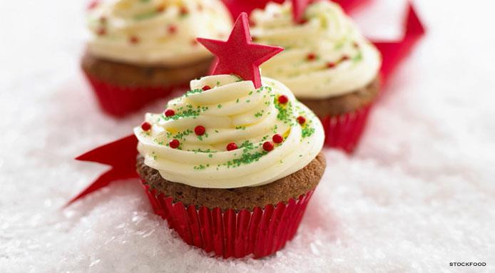 Easy Christmas Cupcakes Recipe  Cute Christmas Cupcakes an Easy Dessert Recipe