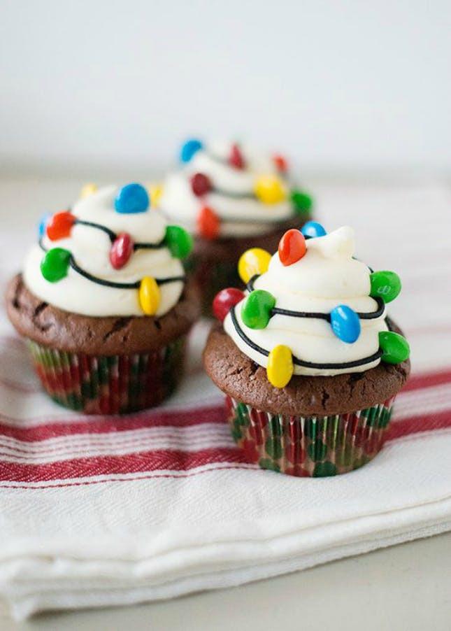 Easy Christmas Cupcakes Recipe  18 Adorable Christmas Cupcake Recipe Ideas That Are