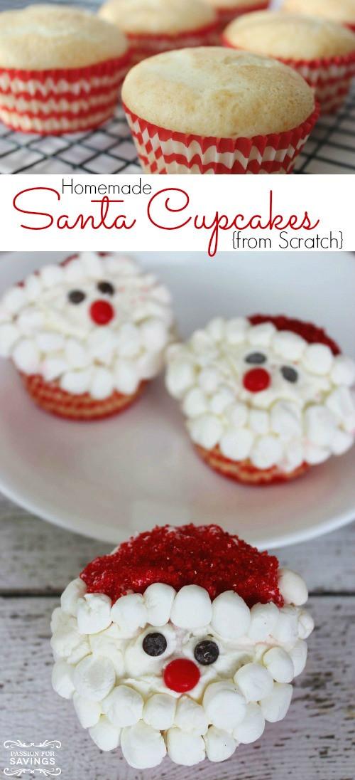 Easy Christmas Cupcakes Recipe  19 Incredibly Cute Christmas Cupcakes Christmas