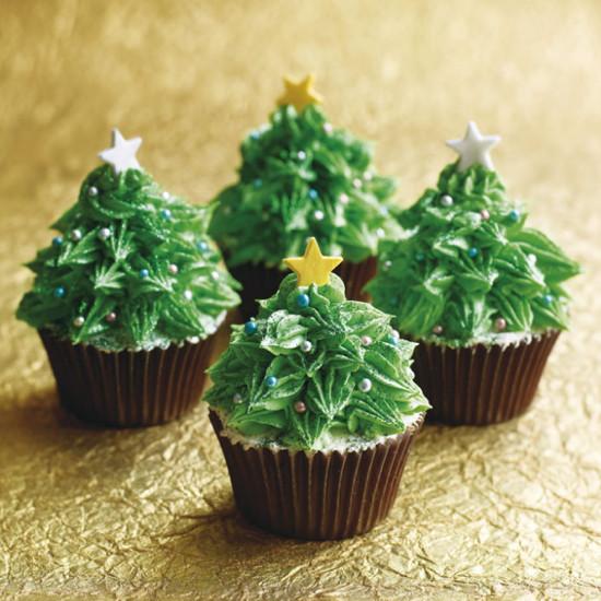 Easy Christmas Cupcakes Recipe  9 Creative Christmas Cupcake Ideas Kids Kubby