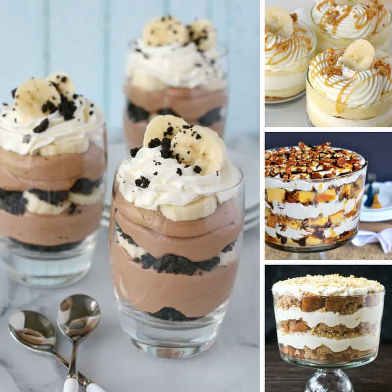 Easy Christmas Desserts For A Crowd  17 Easy Trifle Recipes Your Guests Will Go CRAZY For
