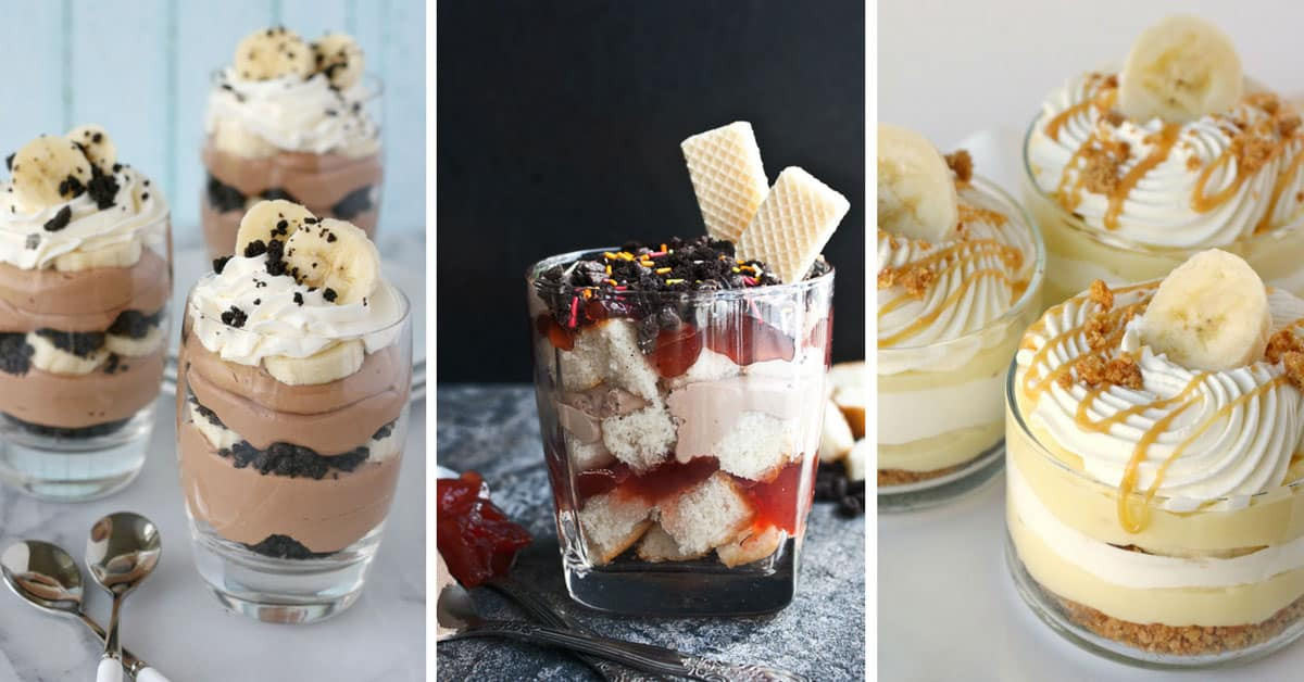Easy Christmas Desserts For A Crowd  Easy Trifle Recipes that your guests will go CRAZY for
