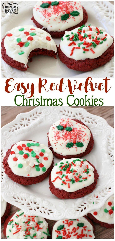 Easy Christmas Desserts Pinterest  Best 25 Christmas desserts easy ideas on Pinterest