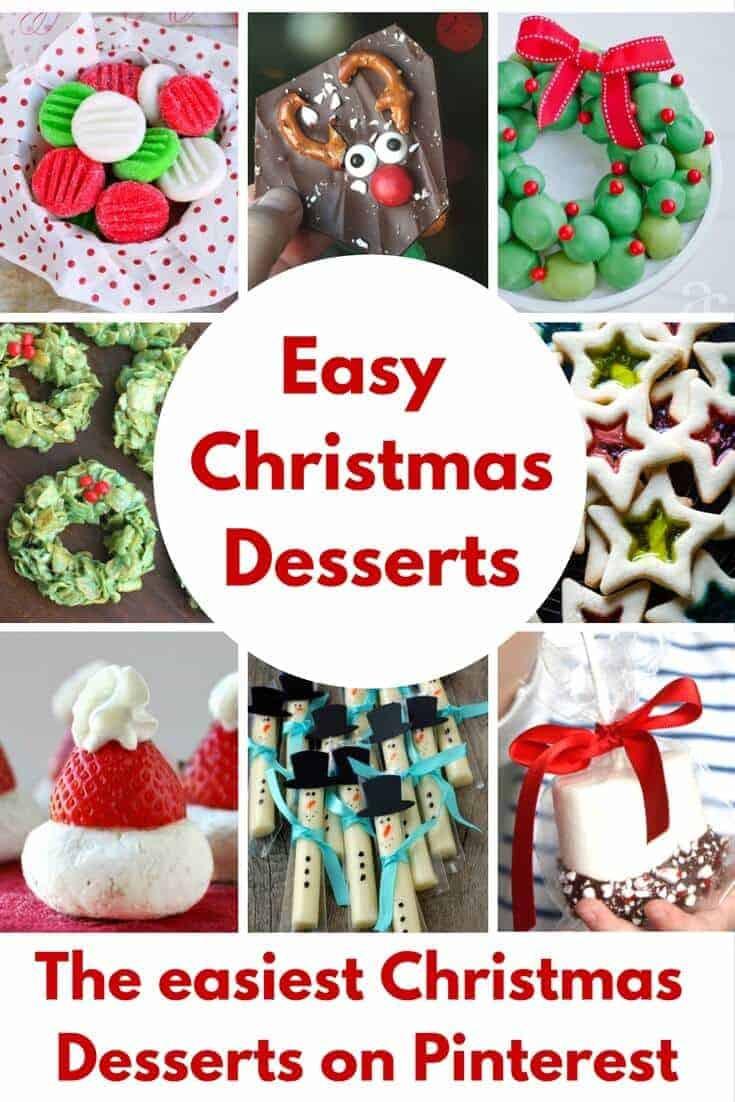 Easy Christmas Desserts Pinterest  Easy Christmas Desserts Princess Pinky Girl