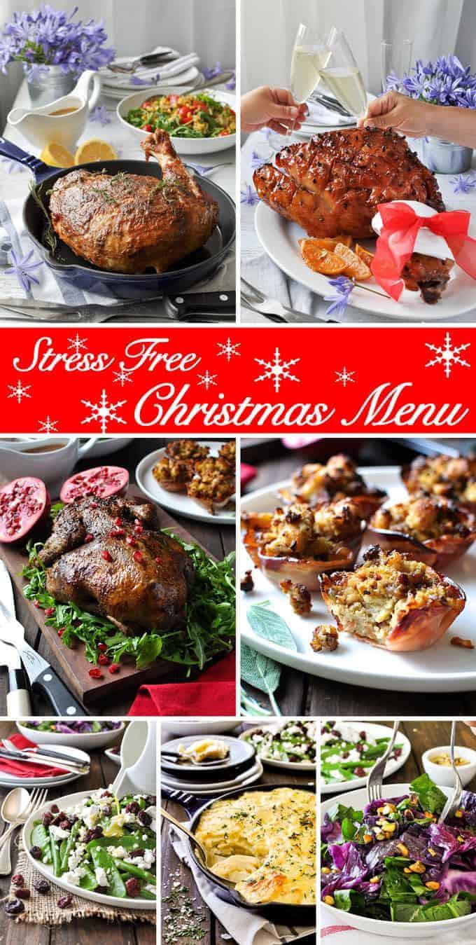 Easy Christmas Dinner Menu  Christmas Special 7 Course Easy Christmas Menu