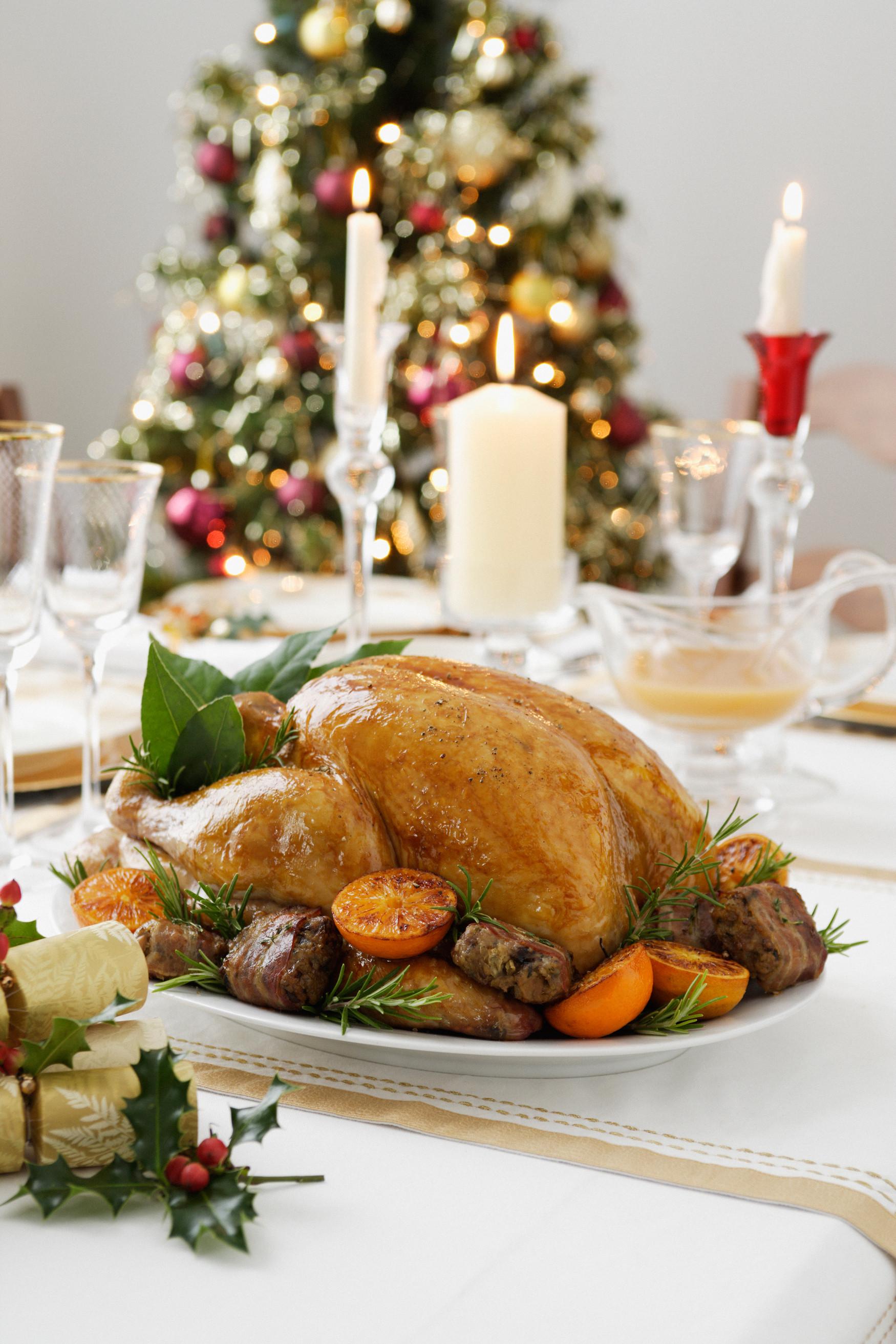 Easy Christmas Dinner Menu  5 Easy Christmas Dinner Menu Ideas plete Christmas