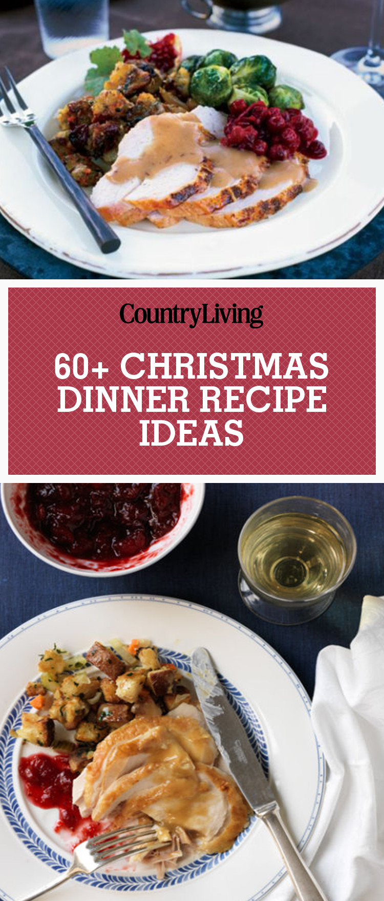 Easy Christmas Dinners Recipes  70 Easy Christmas Dinner Ideas Best Holiday Meal Recipes