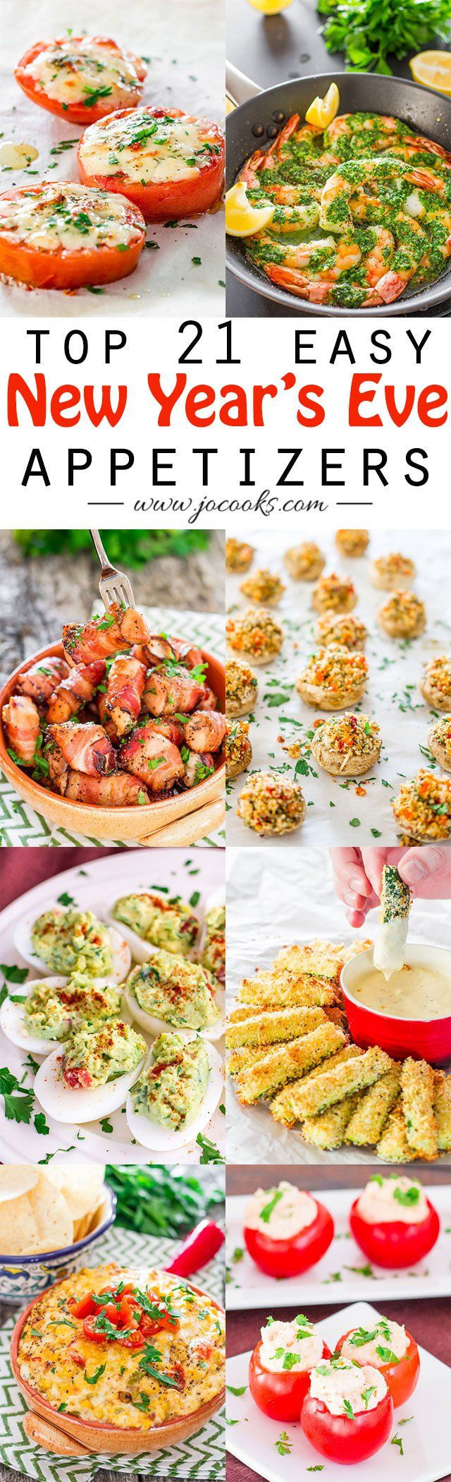 Easy Christmas Eve Appetizers  25 best ideas about New year s eve appetizers on