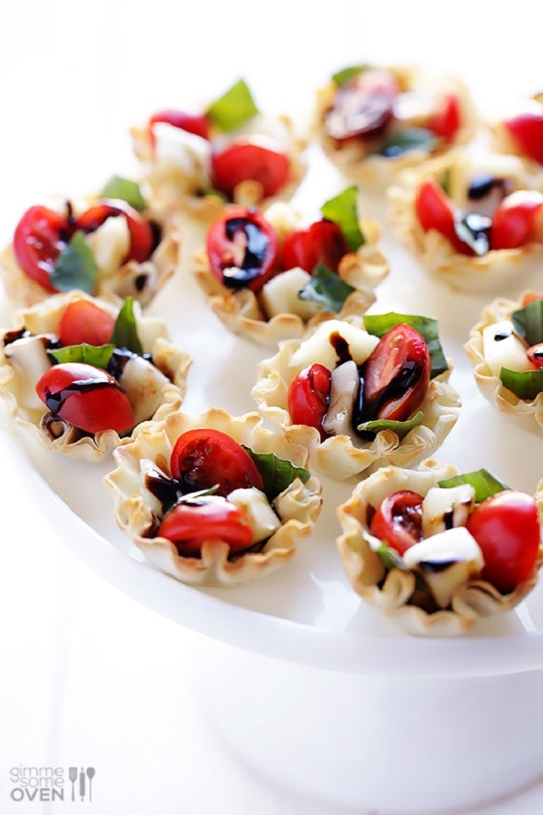 Easy Christmas Eve Appetizers  9 Quick & Easy New Year s Eve Finger Foods thegoodstuff