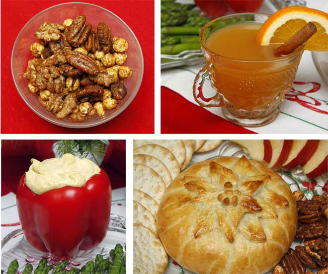 Easy Christmas Eve Appetizers  Appetizers make Christmas Eve easy