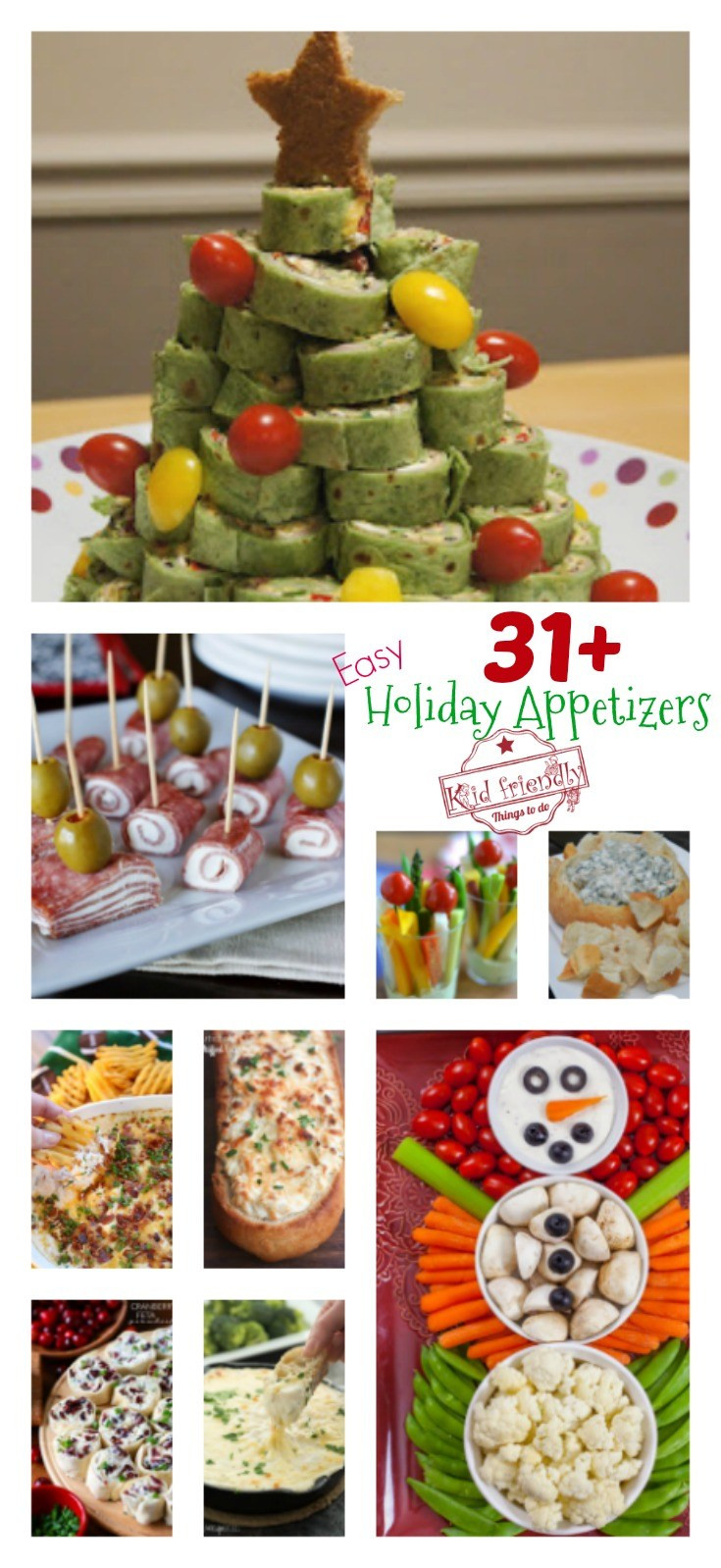 Easy Christmas Eve Appetizers  Over 31 Easy Holiday Appetizers to Make for Christmas New