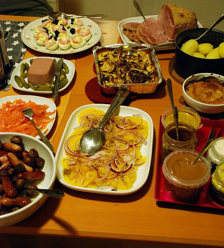Easy Christmas Eve Dinner  Christmas Eve Traditions Christmas Celebration All