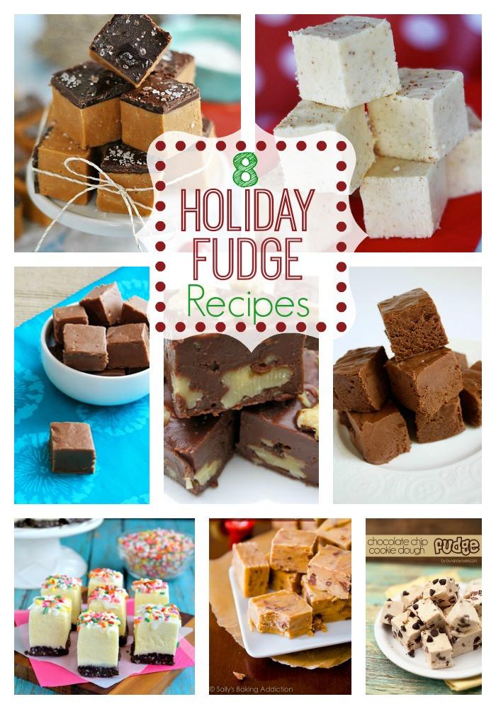 Easy Christmas Fudge Recipe  8 Holiday Fudge Recipes