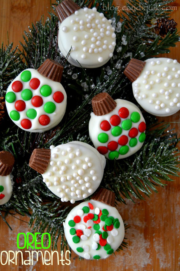 Easy Christmas Party Desserts  25 adorable Christmas treats to make with your kids It s