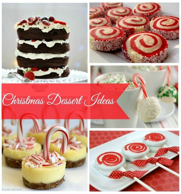 Easy Christmas Party Desserts  The Most Amazing Christmas Dessert Ideas