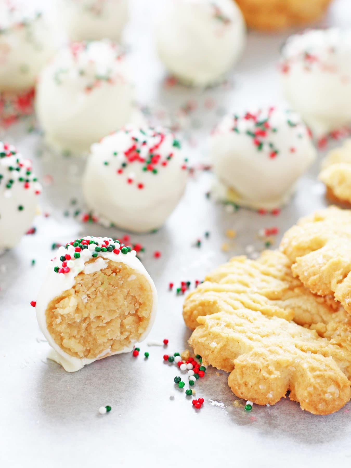 Easy Christmas Sugar Cookies  Christmas Cookies Easy Christmas Recipes The 36th AVENUE